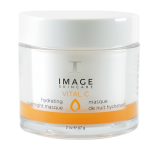 Hydrating enzyme overnight masque